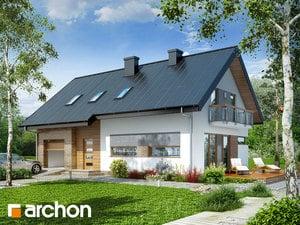 Projekt domu ARCHON+ Dom v citrusoch