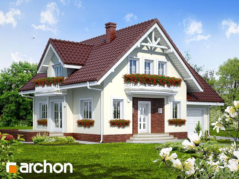 Dom pod jabloňou antonovka 2 (G) - Vizualizácia 1