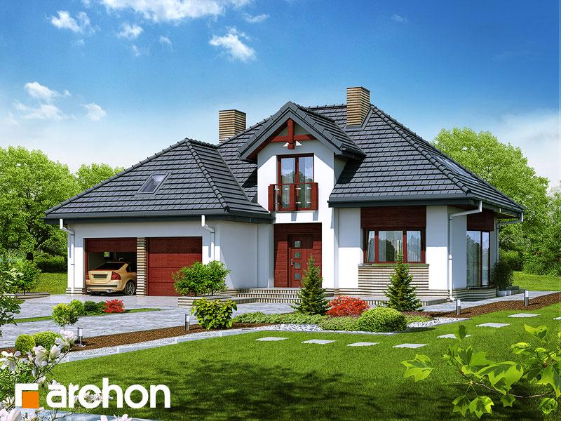 Dom v kalateách 2 - Vizualizácia 1