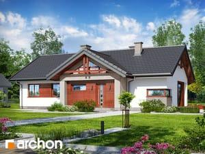 Projekt domu ARCHON+ Dom v jukách australských