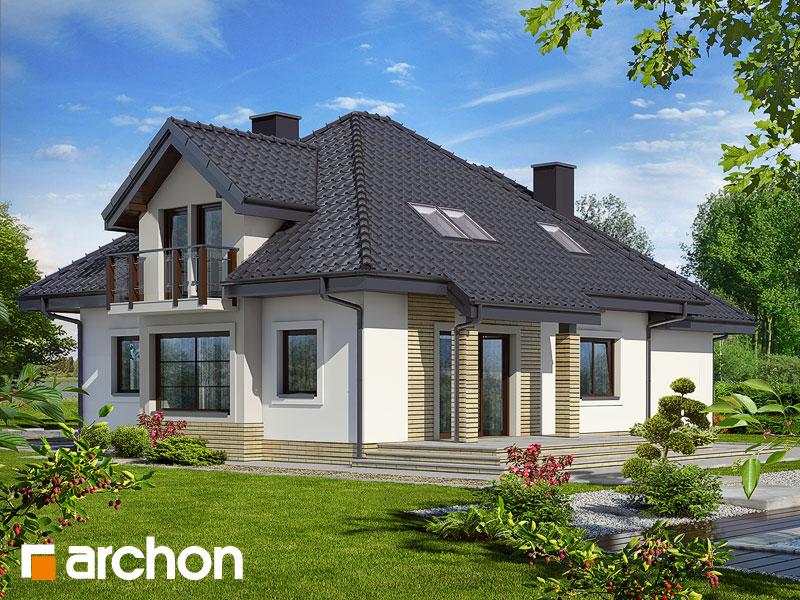 Dom v hyacintovcoch  - Vizualizácia 2