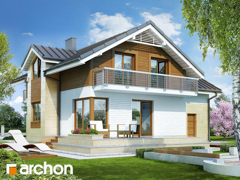 Dom medzi marhuľami 3 - Vizualizácia 2