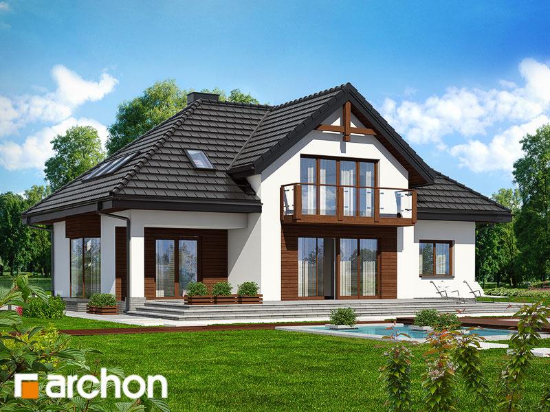 Dom v kalateách 3 - Vizualizácia 2