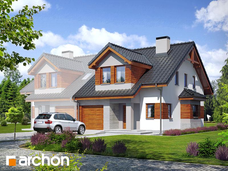 Dom v plamienkoch 9 (B) ver.2 - Vizualizácia 1