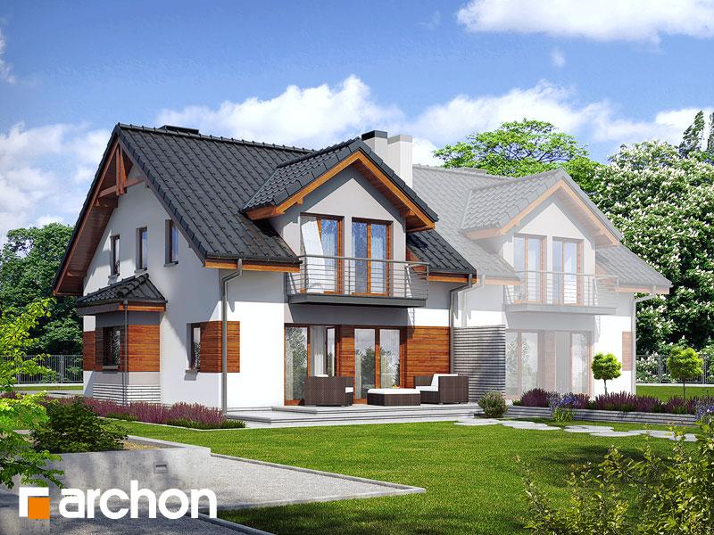 Dom v plamienkoch 9 (B) ver.2 - Vizualizácia 2