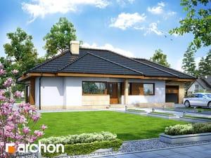 Projekt domu ARCHON+ Dom v mliečivcoch