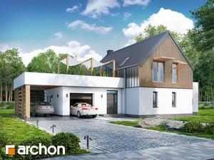 Projekt domu ARCHON+ Dom pri sladkých zemiakoch