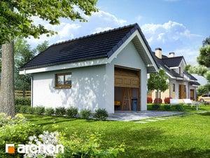 Projekt domu ARCHON+ Hospodársky objekt G17