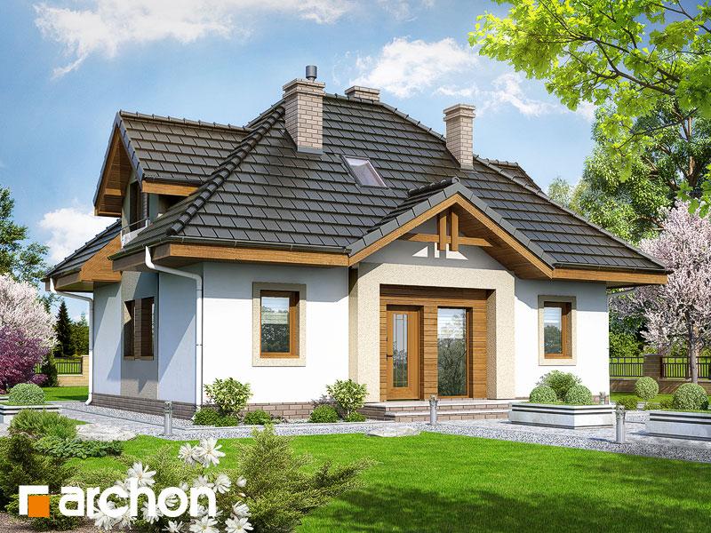 Dom pri nezábudkách (N) - Vizualizácia 2