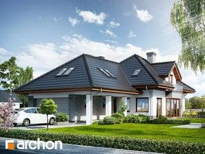 Projekt domu ARCHON+ Dom v sanvitáliách