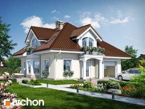 Projekt domu ARCHON+ Dom medzi tymiánom 6