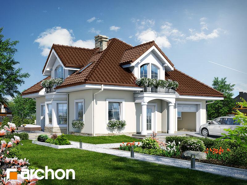 Dom medzi tymiánom 6 - Vizualizácia 1