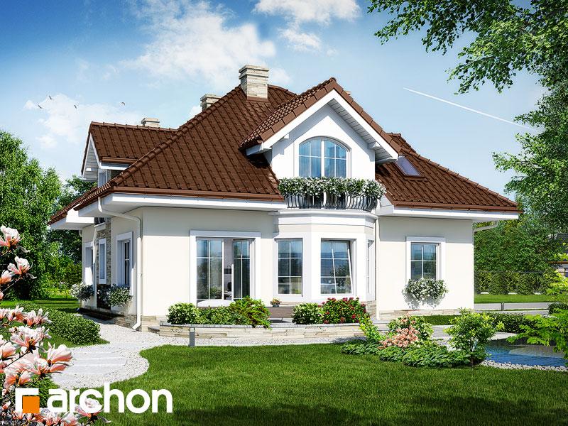 Dom medzi tymiánom 6 - Vizualizácia 2