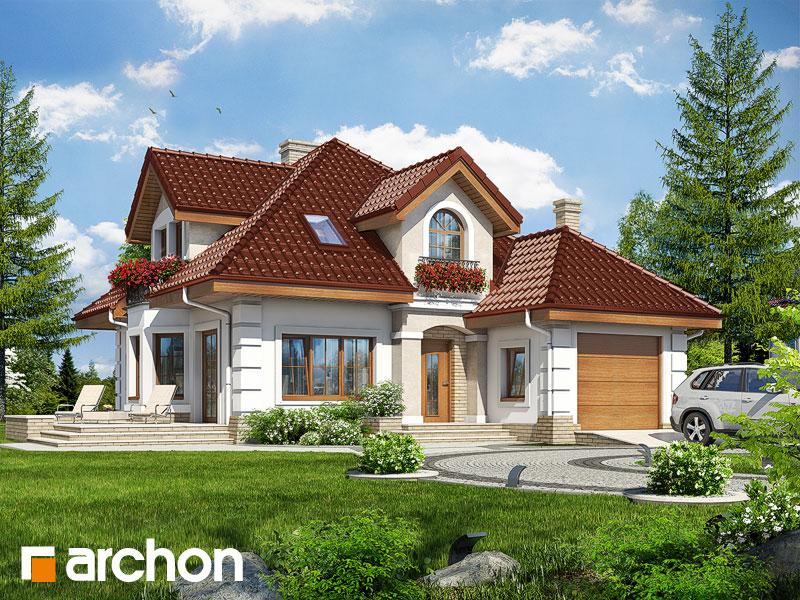 Dom v rukole 2 - Vizualizácia 1