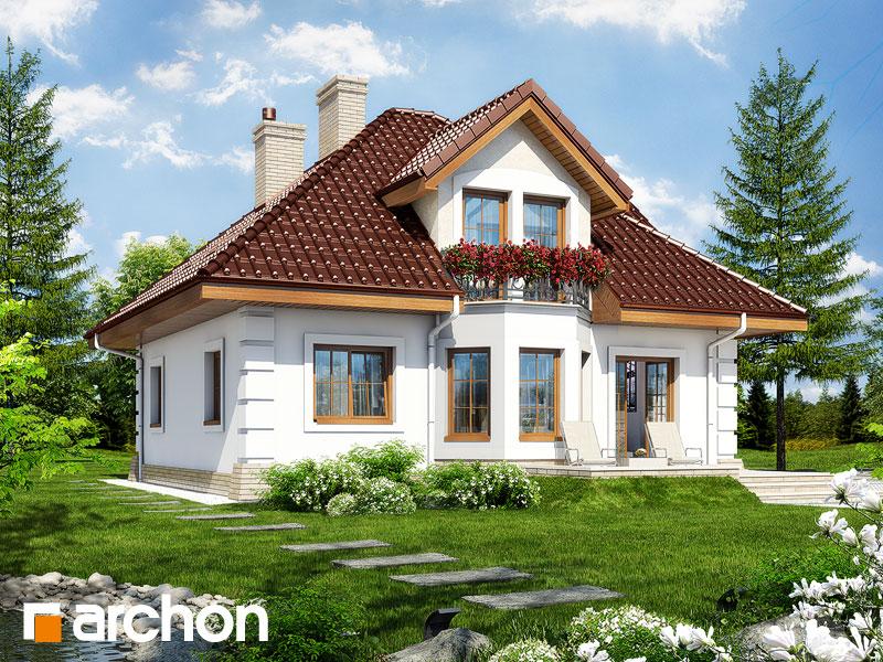 Dom v rukole 2 - Vizualizácia 2