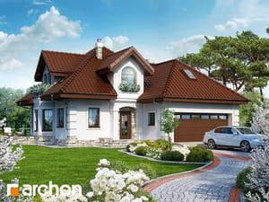 Projekt domu ARCHON+ Dom v rukole (G2)