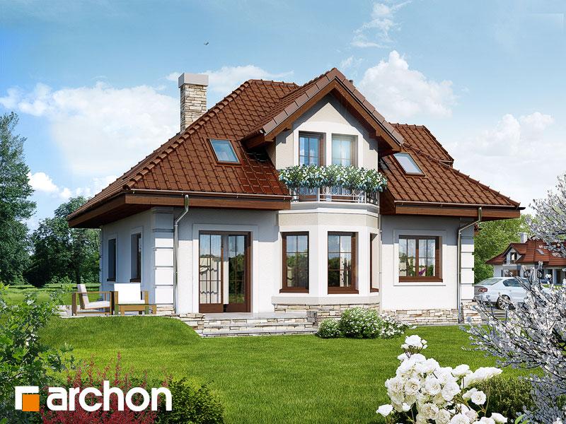 Dom v rukole (G2) - Vizualizácia 2