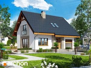 Projekt domu ARCHON+ Dom v lucerne 4