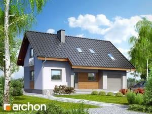 Projekt domu ARCHON+ Dom pod liči 3