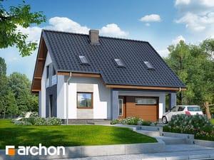 Projekt domu ARCHON+ Dom v krásnoplodkách