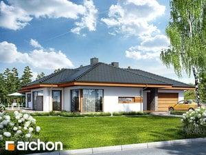 Projekt domu ARCHON+ Dom v amarante 2