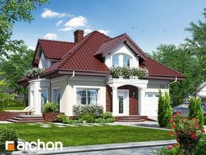 Projekt domu ARCHON+ Dom medzi tymiánom 7