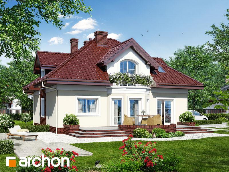 Dom medzi tymiánom 7 - Vizualizácia 2