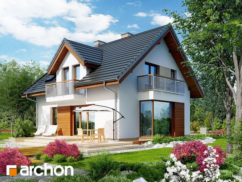 Dom medzi rododendronmi 6 (WN) - Vizualizácia 2