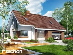 Projekt domu ARCHON+ Dom v heucherách (G2)