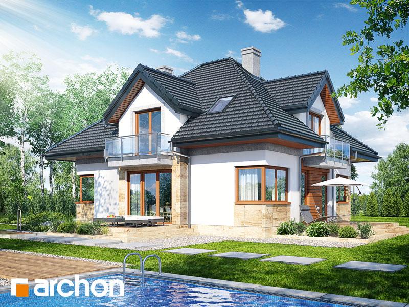 Dom pri lykovcoch - Vizualizácia 2