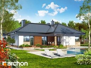 Projekt domu ARCHON+ Dom medzi hruškami