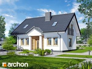 Projekt domu ARCHON+ Dom pod vŕbou