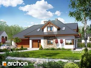 Projekt domu ARCHON+ Dom medzi kanami