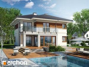 Projekt domu ARCHON+ Vila Eliza