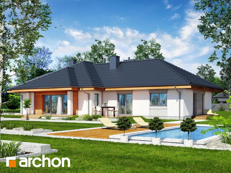 Dom v gloksíniách 2 - Vizualizácia 2