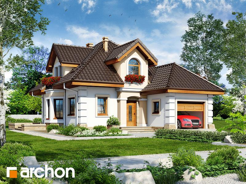 Dom v rukole 4 - Vizualizácia 1