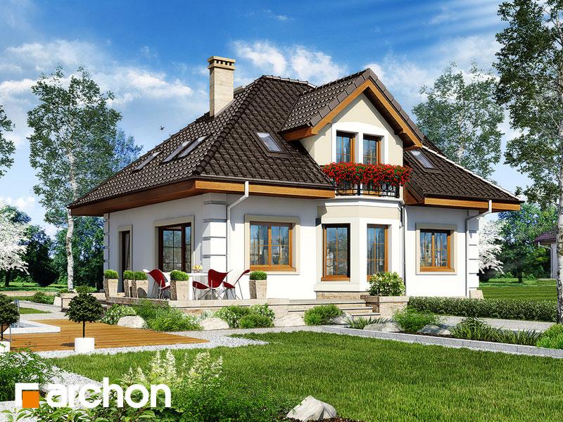 Dom v rukole 4 - Vizualizácia 2