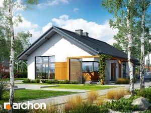 Projekt domu ARCHON+ Dom pod jabloňami 2