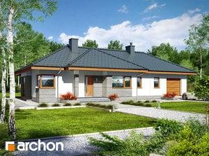 Projekt domu ARCHON+ Dom medzi hruškami (G)