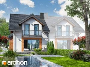 Projekt domu ARCHON+ Dom pri klementínke B