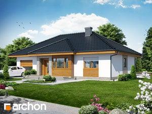 Projekt domu ARCHON+ Dom v akébii 3 ver.2