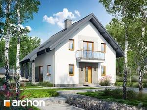 Projekt domu ARCHON+ Dom pod zvončekmi  2