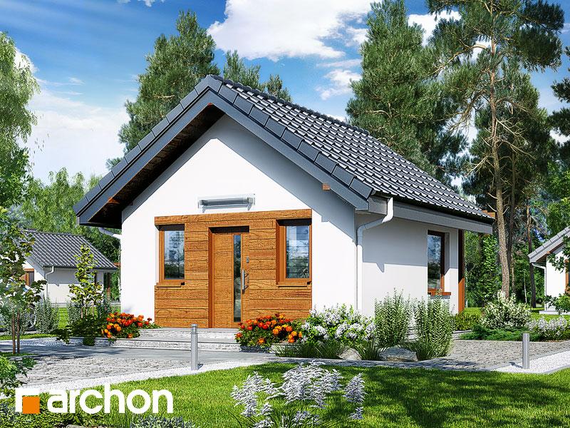 Letný dom medzi šafranmi 2 - Vizualizácia 1