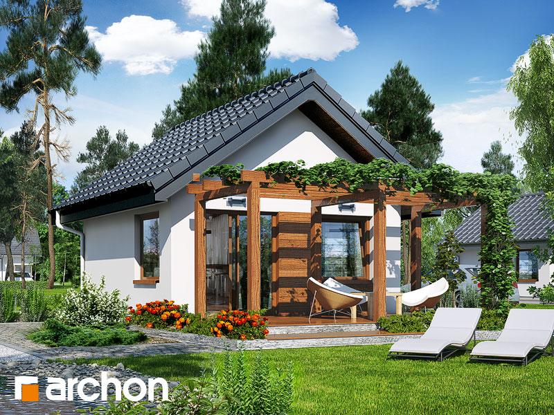 Letný dom medzi šafranmi 2 - Vizualizácia 2