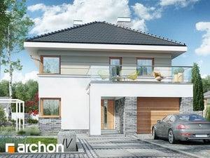 Projekt domu ARCHON+ Vila Cecylia