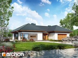 Projekt domu ARCHON+ Dom medzi klíviami (G2A)