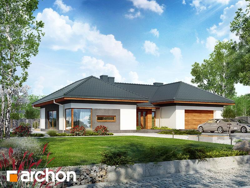 Dom medzi klíviami (G2A) - Vizualizácia 1