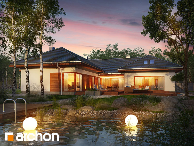 Dom medzi klíviami (G2A) - Vizualizácia 2