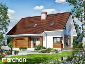 Projekt domu ARCHON+ Dom pri lesnej jabloni 6