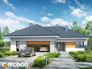 Projekt domu ARCHON+ Dom Tyrkys (G2)